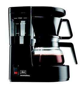 1. Kaffeemaschine 2 Tassen