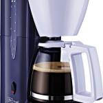 1. Kaffeemaschine Blau