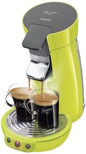 1. Kaffeemaschine Grün