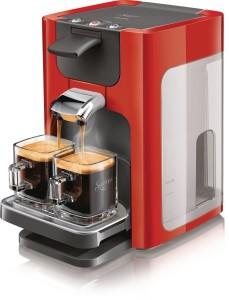 1. Kaffeemaschine Rot