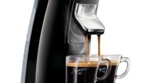 1. Kleine Kaffeemaschine