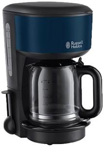 2. Kaffeemaschine Blau