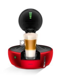 2. Rote Kaffeemaschine