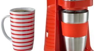 3. Ein Tassen Kaffeemaschine