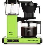 3. Kaffeemaschine Grün
