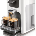 4. Doppel Kaffeemaschine