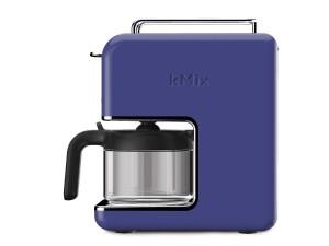 4. Kaffeemaschine Blau