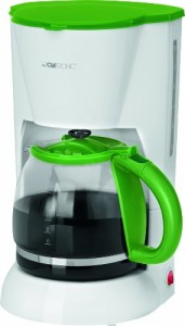 4. Kaffeemaschine Grün