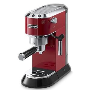 4. Kaffeemaschine Rot