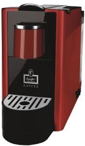 4. Rote Kaffeemaschine