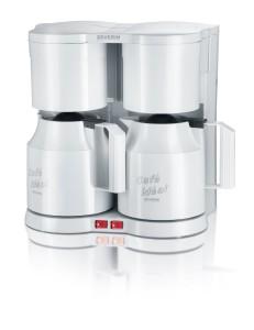 5. Doppel Kaffeemaschine