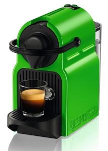 5. Kaffeemaschine Grün